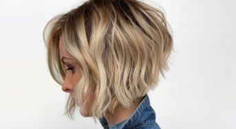 Is it trendy to choose asymmetrical bob in 2020?